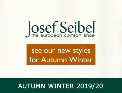 Josef Seibel Autumn Winter 2019/20