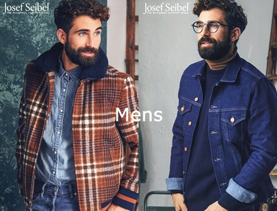 Josef Seibel Mens Autumn Winter 2019/20